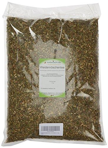 Naturix24 Weidenröschentee, Kleinblütiges Weidenröschenkraut geschnitten, 1er Pack (1 x 1 kg)