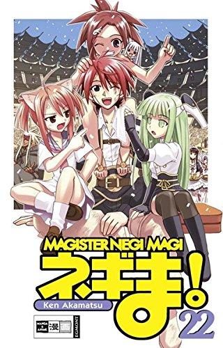 Negima! Magister Negi Magi 22