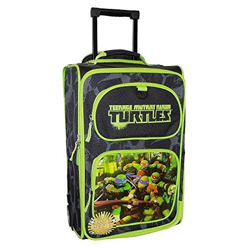 Nickelodeon Teenage Mutant Ninja Turtles Luggage - Black