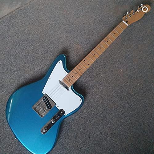 KEPOHK Classic Making Strange Shapes Nivel profesional Tocando la guitarra eléctrica de...