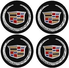 4pcs. REPLACEMENT PART 2004-2009 Cadillac DTS SRX CTS CTS-V XLR Wheel Center Hub Cap