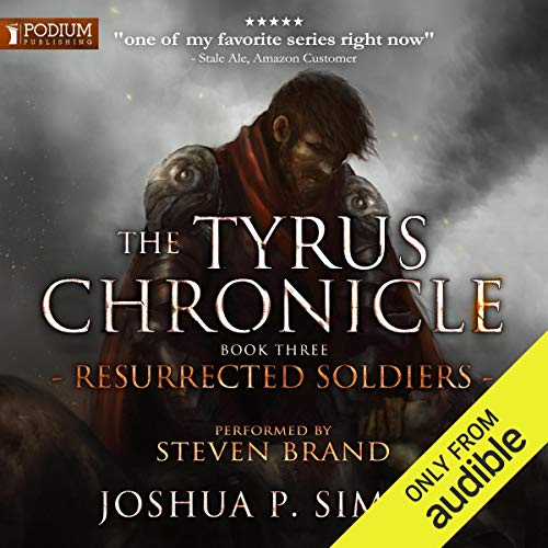 Resurrected Soldiers Audiobook By Joshua P. Simon cover art