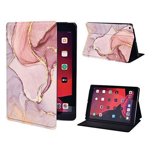 For Ap Ipad Mini 1/2/3/4/5/Ipad 2/3/4/Ipad 5th/6th/7th/Ipad Air/Air 2//3/Ipad Pro Tablet Stand Heavy Duty Protective Case (Color : Peach, Size : IPad Mini 1 2 3)