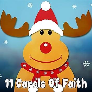 11 Carols Of Faith