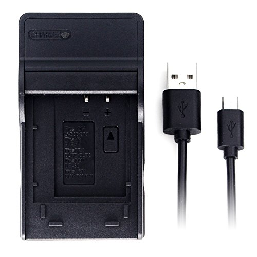 LI-50B USB Charger for Olympus D-750, SH-21, SP-800UZ, SP-810UZ, SP-815UZ, Stylus 1010, 1030SW, SZ-12, SZ-14, Tough TG-2, VR-340, VR-350, XZ-1 Camera and More