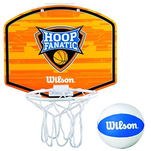 Wilson Fanatic Hoop Canasta de Mini Basket