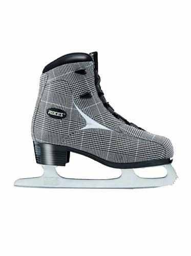 Roces Brits Eiskunstlauf-Schlittschuhe (Schwarz - 43)