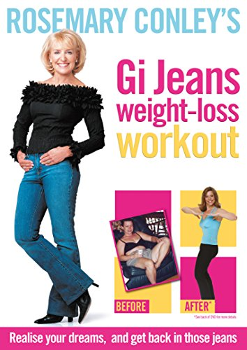 Rosemary Conley's Gi Jeans Weight-Loss Workout [UK Import]
