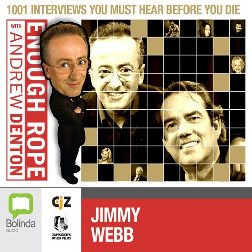 Enough Rope with Andrew Denton: Jimmy Webb cover art