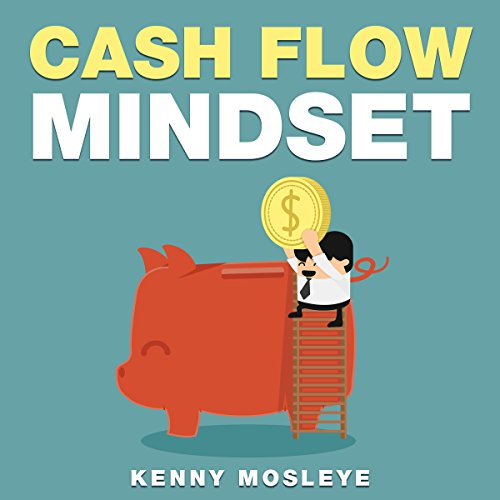 Cash Flow Mindset audiobook cover art