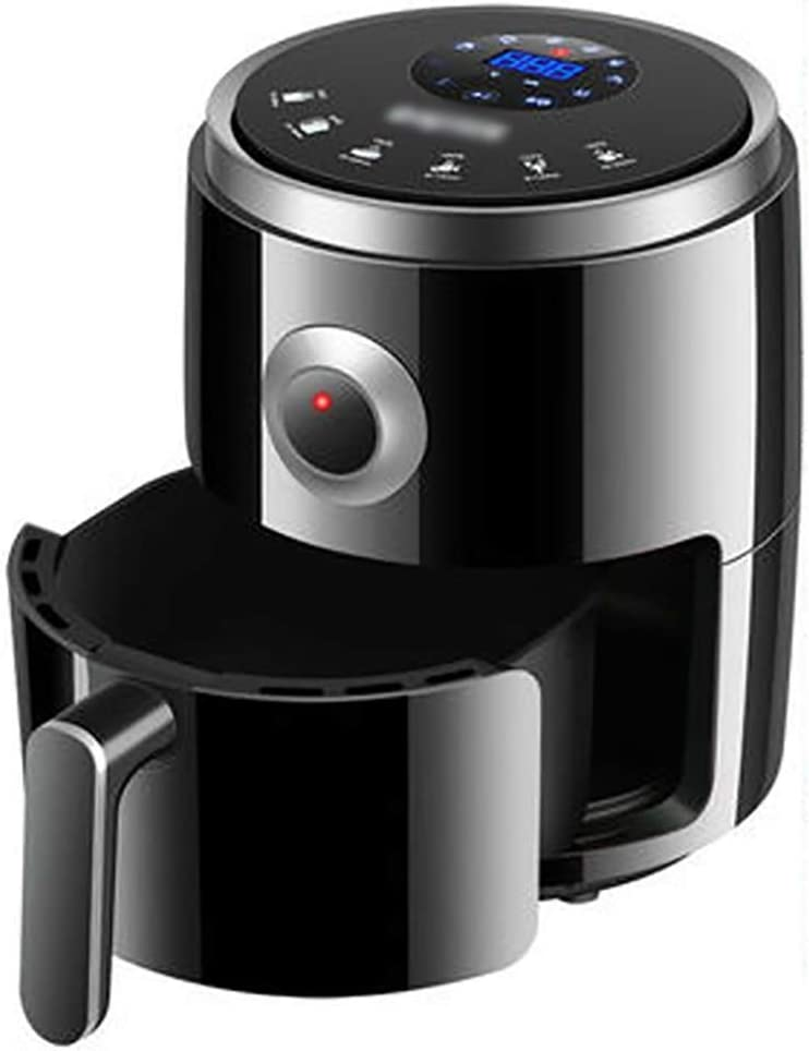 ZSH NEW Air Fryer 3.5L 1200W with Digital Timer Overseas parallel import regular item A Fully and Display