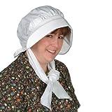 Pilgrim Bonnet Party Accessory (1 count) (1/Pkg)