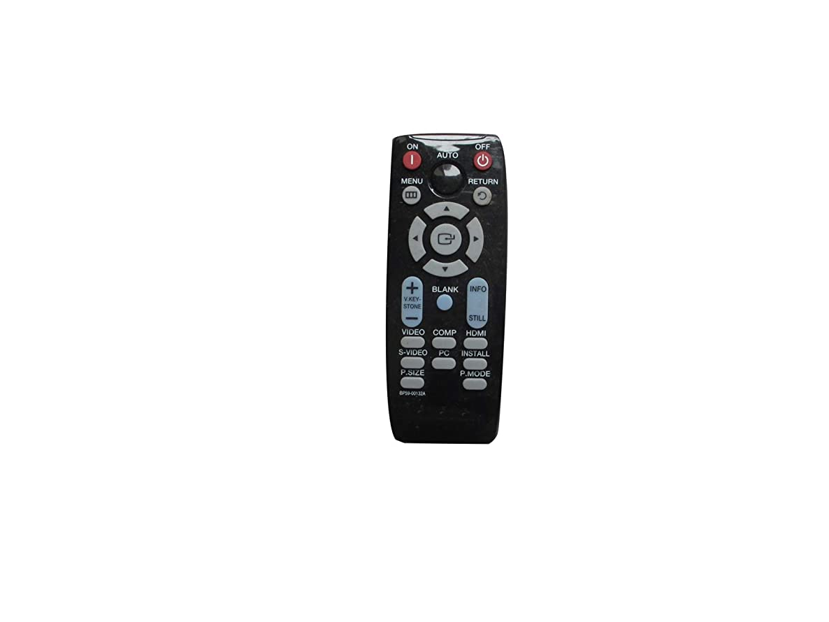 HCDZ Replacement Remote Control for Samsung SP-L201 SP-M270 SP-M300 3LCD Projector