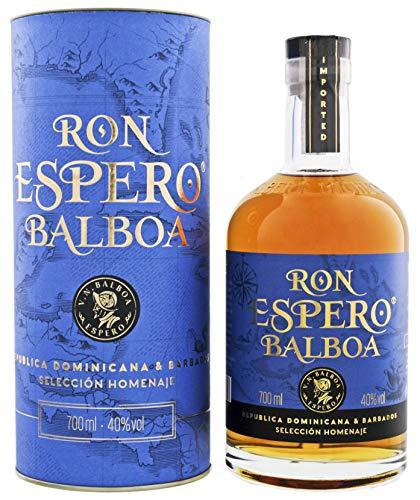 Ron Espero Ron Espero Balboa Selección Homenaje 40% Vol. 0,7l in Giftbox - 700 ml