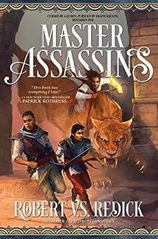 Master Assassins by [Robert V.S. Redick]