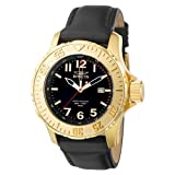 Invicta Men's F0058 Pro Diver Sport Collection GMT Gold-Tone Watch
