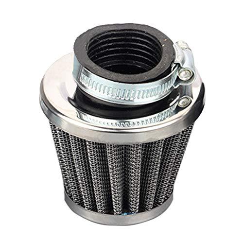 Filtro de malla de 45 mm para limpieza de aire de motocicleta, 50 cc-200 cc, limpiador de filtro de aire para scooter, ATV Go Kart - Prolonga la vida útil del motor