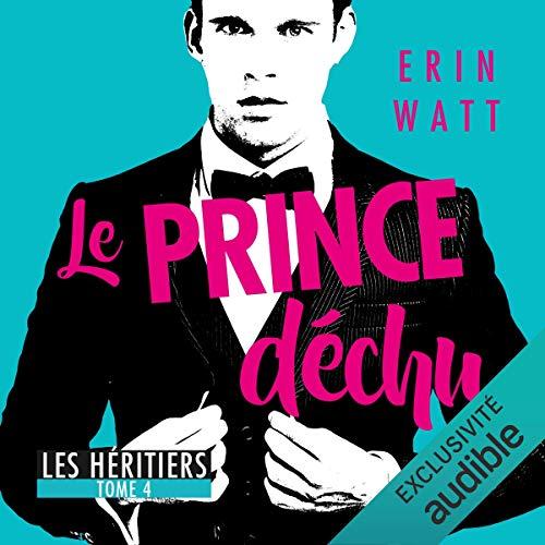 Page de couverture de Le prince déchu