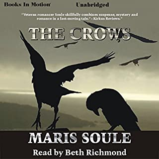The Crows audiobook cover art
