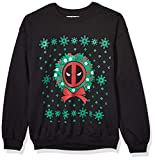 Dead Pool Unisex-Adult's Deadpool Christmas Fleece,...