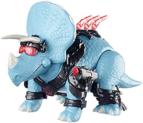 Mattel–Toy Story: Todo un Otro Mundo–Trixie (Armadura de Combate–Diseño 11cm