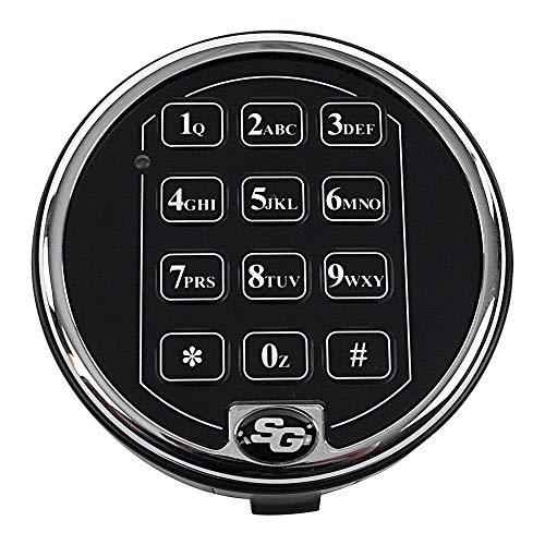 Sargent & Greenleaf S&G Model 1006-108 Spartan PivotBolt Electronic Safe Lock Kit