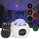 Tuoplyh Lampada Proiettore LED Luce Notturna,Luce Notturna Bambini con Controllo Remoto,Pr...