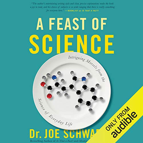 A Feast of Science audiobook cover art