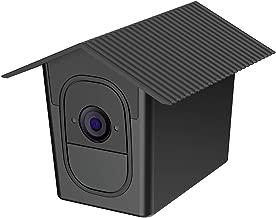 hide security camera in birdhouse