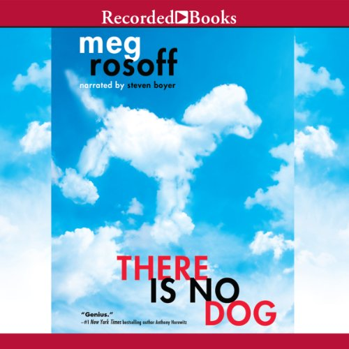 There Is No Dog audiobook cover art