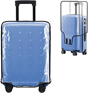 S Luggage Cover,Elastisch Kofferschutz,Reisekoffer H/ülle Zum 18-32 Zoll Gep/äckabdeckung.S/ü/ßes Haustier 18-20 Blue Rabbit
