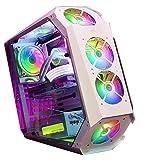 Megamania PC Gaming AMD Ryzen 7 3700X, Ordenador de sobremesa 4.4GHz Turbo Octa Core | 16GB RAM |...