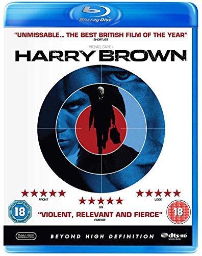 Lions Gate Entertainment Harry Brown (Blu-ray) (2009)