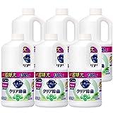 キュキュット クリア除菌 緑茶の香り つめかえ用(1.38L*6コ入)