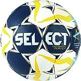 SELECT Ultimate Replica Cl Ballon de Handball pour Femme 2 Bleu/Blanc/Jaune.