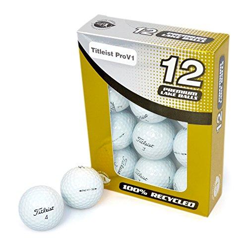 Bolas Golf Titleist Pro V Marca Second Chance