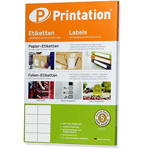A4 //Amazon Etiquetas integradas por inyección de tinta papel Adherente dirección Post Pack