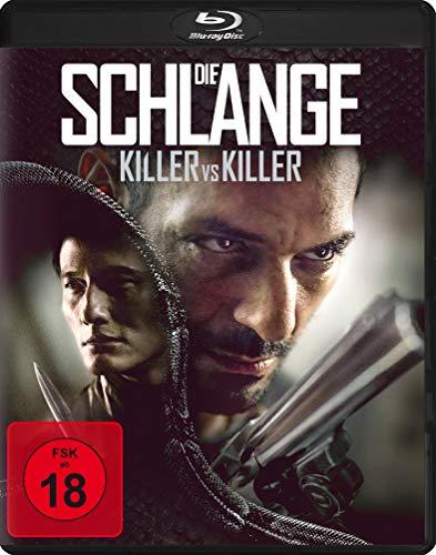 Die Schlange - Killer vs. Killer [Blu-ray]