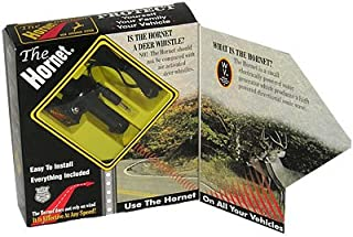 The Hornet Electronic Deer Avoidance System (Black) - Bundle
