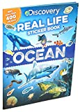 Discovery Real Life Sticker Book: Ocean (Discovery Real Life Sticker Books)