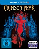 Crimson Peak - Steelbook [Blu-ray] [Limited Edition] - Tom Hiddleston