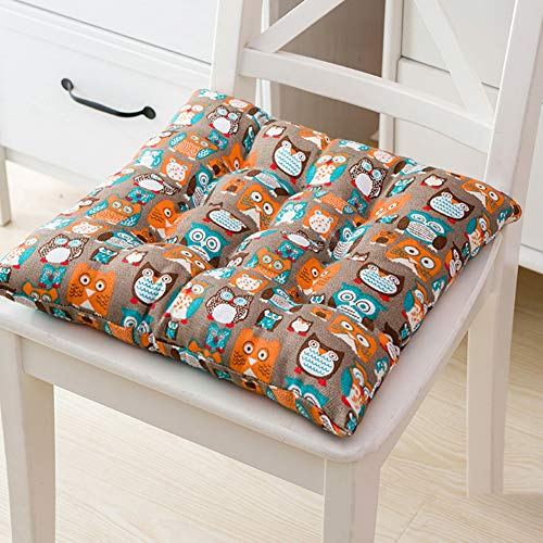 Office And Travel,Cars,Comfort Seat Cushion - Soft Armchair Cushion Pad Booster Cotton Seat Cushion Chair Cushion Pads Perfect For Home