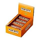 Raw Bite - Set di 12 barrette energetiche con anacardi, 50 g