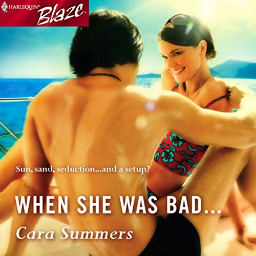 When She Was Bad... audiobook cover art