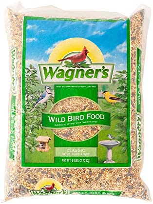 Wagner s 52003 Classic Blend Wild Bird Food 6 Pound Bag product image