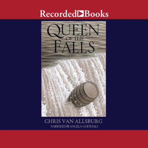 Queen of the Falls audiobook cover art