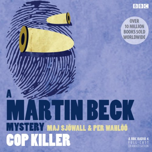 Martin Beck: Cop Killer audiobook cover art