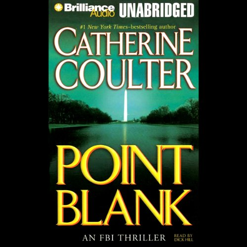 Point Blank cover art