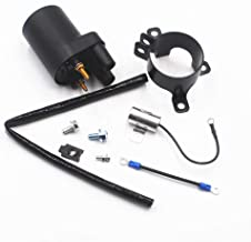 Autu Parts Ignition Coil for Onan Points Models BF B43 B48 NHC CCK 166-0648 166-0772 166-0804 Engine New Ignition Coil