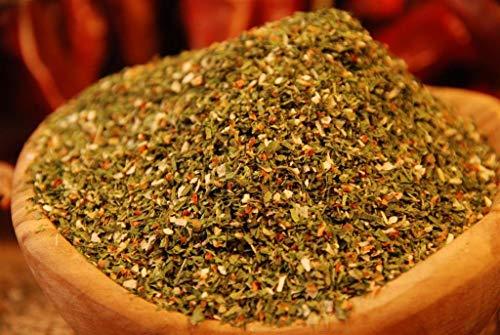 Salatkräuter Gwürzmischung,10 x 100g GROSSGEBINDE, grob gemahlen, ohne Geschmacksverstärker, ohne Glutamat - Bremer Gewürzhandel